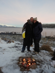 Visiting the Arctic Ocean with Kilpissafarit